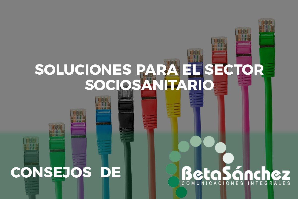 Soluciones sector socio-sanitario