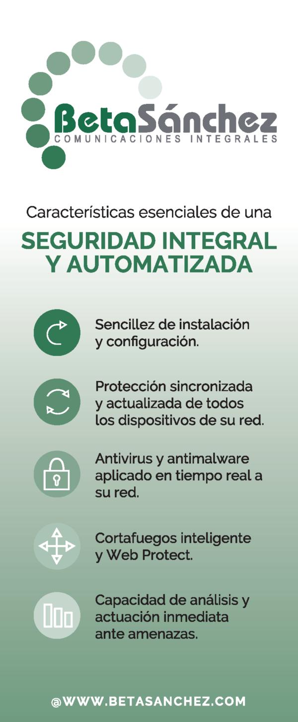 Seguridad de red en las empresas