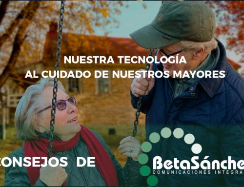 Cuidar de nuestros ancianos es más fácil con la ayuda de la tecnología