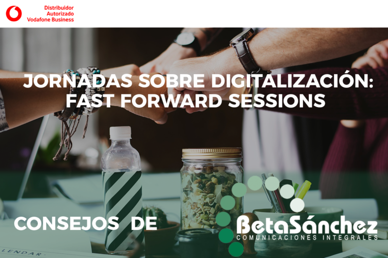 Vodafone Fast Forward Sessions