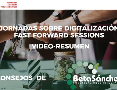 Te ofrecemos el resumen de la Fast Forward Session Salamanca