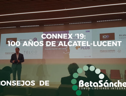 Connex '19 – 100 años de Alcatel-Lucent