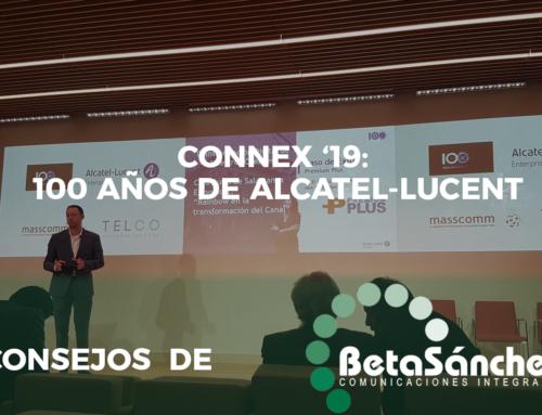 Connex '19 – 100 años de Alcatel-Lucent